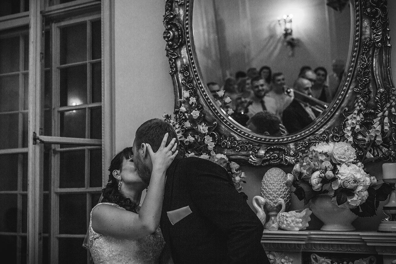 wesele Grąbkowo sesja